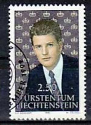 Liechtenstein Nr.1053 o/fine used (aa4188 ) weit unter ABO Preis