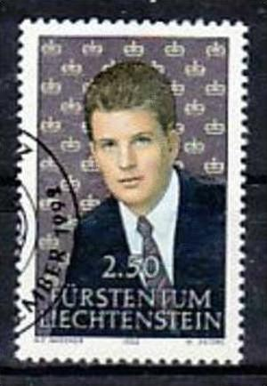 Liechtenstein Nr.1053 o/fine used (aa4189 ) weit unter ABO Preis