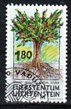 Liechtenstein Nr.1064   o/fine used (aa4204 ) weit unter ABO Preis
