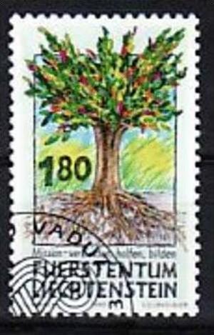 Liechtenstein Nr.1064   o/fine used (aa4205 ) weit unter ABO Preis
