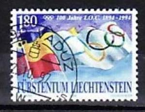 Liechtenstein Nr.1082   o/fine used (aa4209 ) weit unter ABO Preis