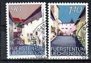 Liechtenstein Nr.919-0  o/fine used (aa4052 ) weit unter ABO Preis