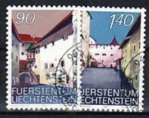 Liechtenstein Nr.919-0  o/fine used (aa4053 ) weit unter ABO Preis