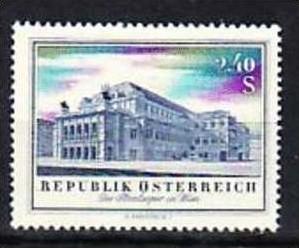 Österreich Nr. 1021  **  ( aa4444 ) siehe scan 0