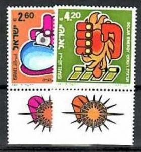 Israel  Nr. 846-7   **   ( aa4578 )GUT & GÜNSTIG !! siehe scan