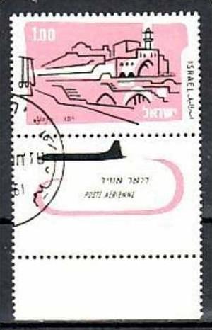 Israel  Nr. 210  o  ( aa4590 )GUT & GÜNSTIG !! siehe scan