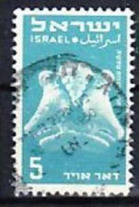 Israel  Nr. 33  o  ( aa4593 )GUT & GÜNSTIG !! siehe scan