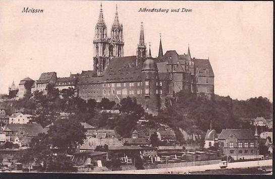 PK -Meissen-Albrechtsburg ( m3451) siehe scan 0