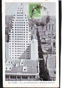Argentinien   alte Karte  ( da626 ) siehe scan