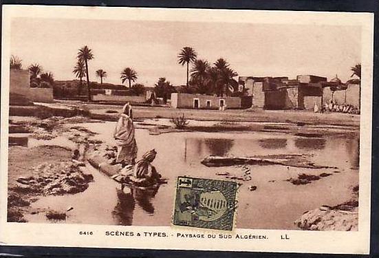 Tunesien  alte Karte  ( da701 ) siehe scan