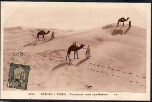 Tunesien  alte Karte  ( da697 ) siehe scan