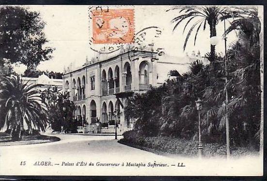 Tunesien  alte Karte  ( da693 ) siehe scan