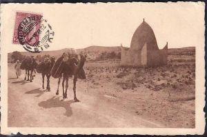 Tunesien  alte Karte  ( da685 ) siehe scan