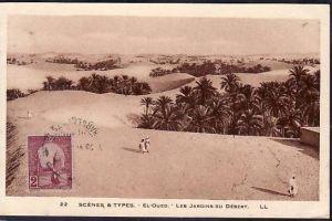 Tunesien  alte Karte  ( da682 ) siehe scan