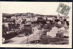 Tunesien  alte Karte  ( da680 ) siehe scan
