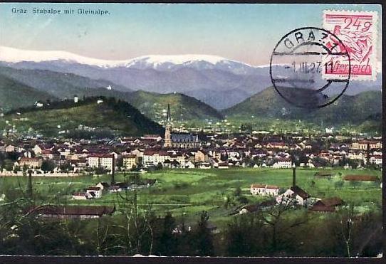 Österreich   alte Karte (da758 ) siehe scan