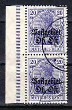 Oberbefehlsh.Ost  Nr. 2x8   o (aa5812  ) siehe scan