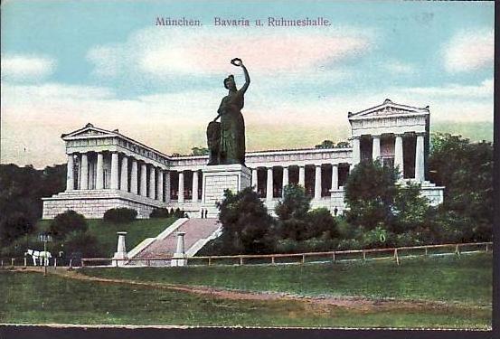alte Karte München -ungebraucht  (da870  ) siehe scan