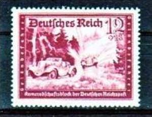 D.-Reich Nr. 775   **/MNH  (aa 6021 ) siehe scan