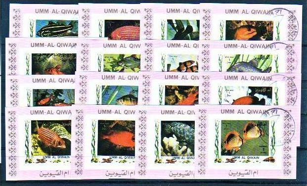 Fische  schönes Lot   ( m4148  ) siehe scan