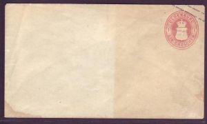 Oldenburg  U  6 kurze Gummierung  ( pp25   ) siehe scan