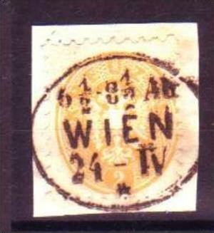 Österreich Nr. 30   o    (aa6851 ) siehe scan