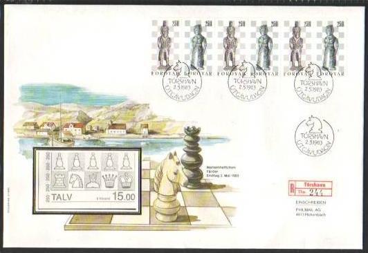 Farör  - Book of Stamp /FDC  (bg366 ) siehe scan