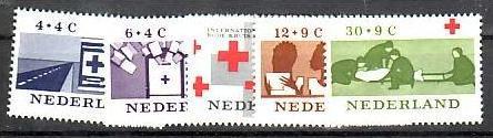 NL   Nr. 801-5  **  ( b2554 ) siehe scan