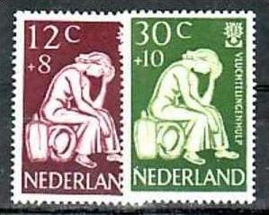 NL   Nr. 744-5  **  ( b2538 ) siehe scan