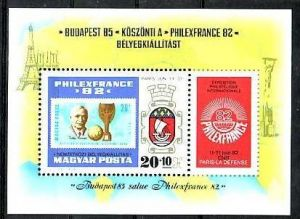 Ungarn - Block  157     ** (m5614 ) siehe scan