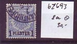 DP Türkei    Nr. 8a   o  (b2693  ) siehe scan