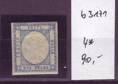 Italien  Nr.  4 * ( b3171  ) siehe scan