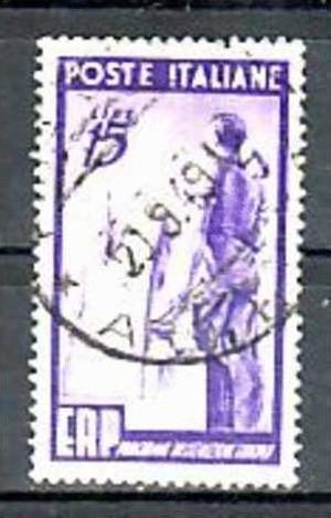 Italien   Nr.  775 o   (aa9109 ) siehe scan