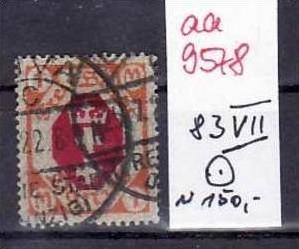 Danzig Nr.83 VII   o ( aa9578 ) siehe scan