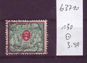 Danzig  Nr. 130  o    ( b3710     ) siehe Bild
