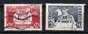 Finnland Nr. 191+93  o   (bb9633 ) siehe Bild