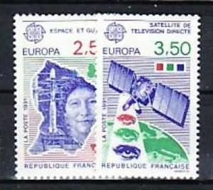 Frankreich  Nr. 2834-5   **  (bb9863  ) siehe Bild