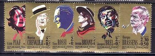 Frankreich  Nr. 2783-8 **  (bb9867  ) siehe Bild