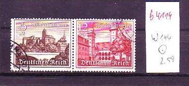 D-Reich Zusammendruck w144    o (b4114  ) siehe Bild
