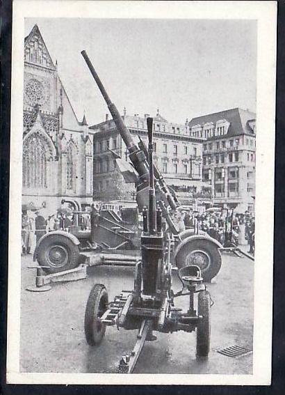 PK   Geschütz in Leipzig  ( m6696  ) siehe Bild