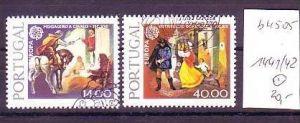 Cept- Portugal/phosphor ! - 1979 - o ( b4505 ) siehe Bild