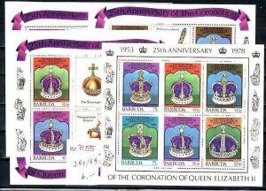 Jubileum Queen Elisabeth -Bermuda  ** (m7155  ) siehe scan