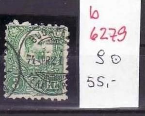 Ungarn Nr. 9  o   (b6279 ) siehe scan