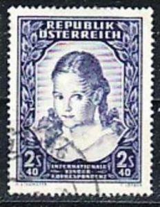 Österreich Nr.  976  o (b6639 ) siehe Bild