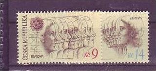Cept - Tschechen  ** 1995   ( b 7226 ) siehe scan
