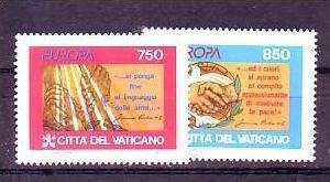 Cept -  Vatican   ** 1995   ( b 7203 ) siehe scan