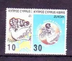 Cept -  Zypern    ** 1995   ( b 7202 ) siehe scan