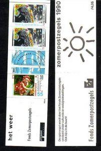 Nederlande Heft /Book 41  ** ( m7869 ) unter POST/ABO Preis