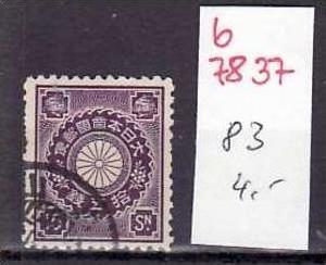 Japan Nr. 83   o   (b7837 ) siehe scan