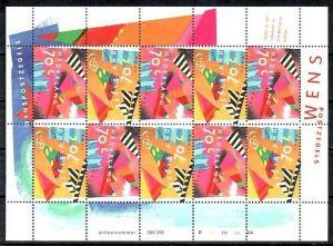 NL. Block von 1993 7,-Gulden Postpreis  **  ( m8433 ) siehe scan  !!